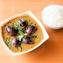 Gutti Vankaya / Egg Plant Curry - <p>Gutti Vankaya / Egg Plant Curry</p>