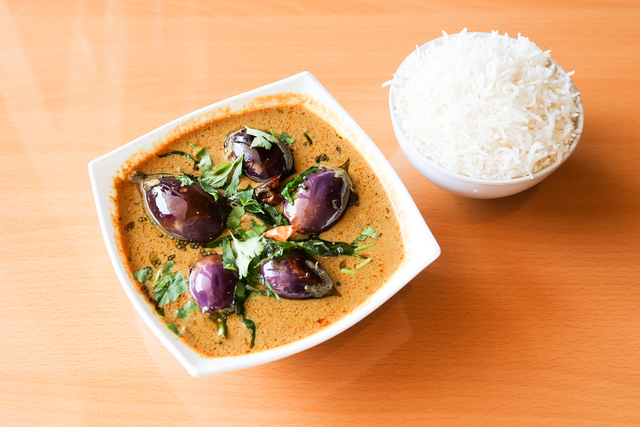 Gutti Vankaya / Egg Plant Curry